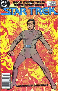 Star Trek #19 Newsstand (US)