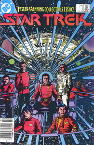 Star Trek #1 Newsstand (US)