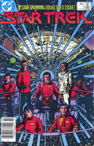Star Trek #1 Newsstand (CA)