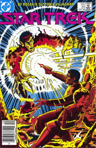 Star Trek #21 Newsstand (US)