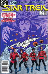 Star Trek #22 Newsstand (US)