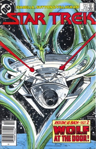 Star Trek #23 Newsstand (US)