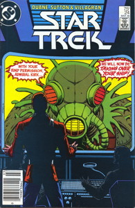 Star Trek #24 Newsstand (US)
