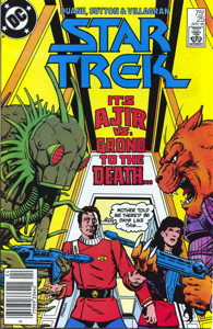 Star Trek #25 Newsstand (US)