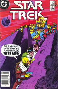 Star Trek #26 Newsstand (US)