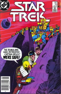 Star Trek #26 Newsstand (CA)