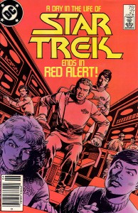 Star Trek #27 Newsstand (US)