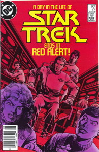 Star Trek #27 Newsstand (CA)