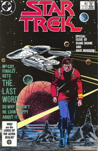 Star Trek #28 Direct