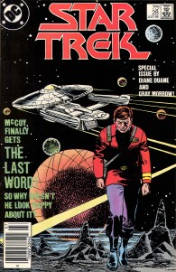 Star Trek #28 Newsstand (US)