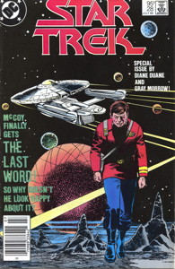 Star Trek #28 Newsstand (CA)