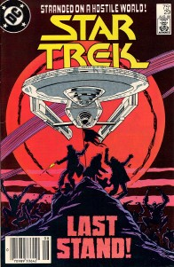 Star Trek #29 Newsstand (US)