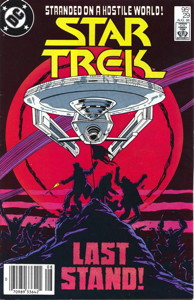 Star Trek #29 Newsstand (CA)