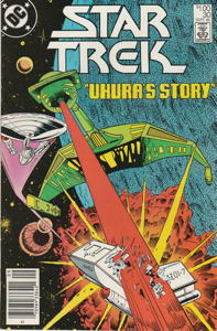 Star Trek #30 Newsstand (CA)