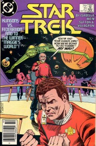 Star Trek #31 Newsstand (US)