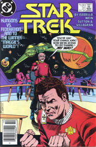 Star Trek #31 Newsstand (CA)