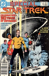 Star Trek #33 Newsstand (US)