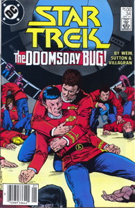 Star Trek #34 Newsstand (CA)