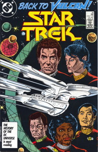 Star Trek #36 Direct