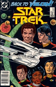Star Trek #36 Newsstand (US)