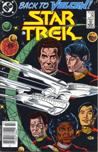 Star Trek #36 Newsstand (CA)