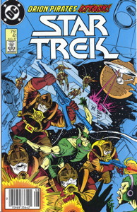 Star Trek #41 Newsstand (US)
