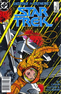 Star Trek #42 Newsstand (US)