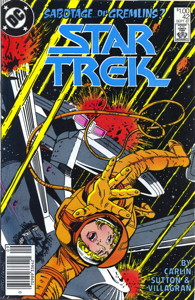 Star Trek #42 Newsstand (CA)