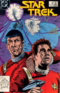 Star Trek #44 Direct