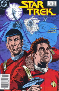 Star Trek #44 Newsstand (US)