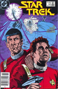 Star Trek #44 Newsstand (CA)