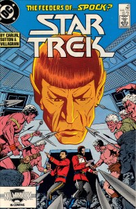Star Trek #45 Direct