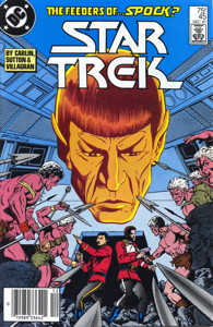 Star Trek #45 Newsstand (US)