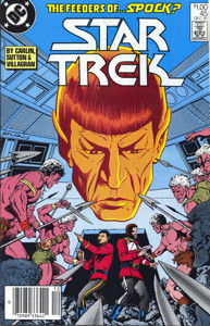 Star Trek #45 Newsstand (CA)