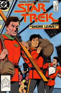 Star Trek #46 Direct