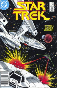 Star Trek #47 Newsstand (US)