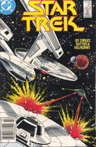 Star Trek #47 Newsstand (CA)