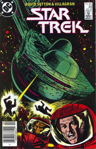 Star Trek #49 Newsstand (CA)