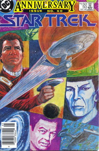 Star Trek #50 Newsstand (US)