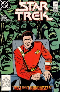 Star Trek #51 Direct