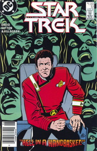 Star Trek #51 Newsstand (US)