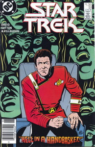 Star Trek #51 Newsstand (CA)