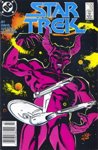 Star Trek #52 Newsstand (US)