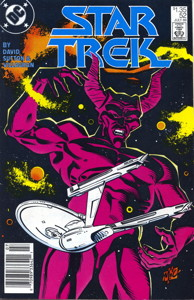 Star Trek #52 Newsstand (CA)