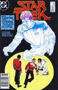 Star Trek #53 Newsstand (CA)