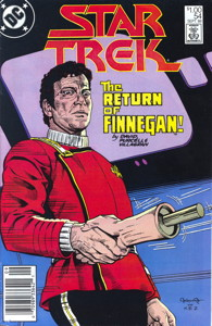 Star Trek #54 Newsstand (US)