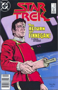 Star Trek #54 Newsstand (CA)