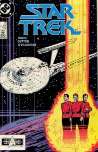 Star Trek #55 Direct