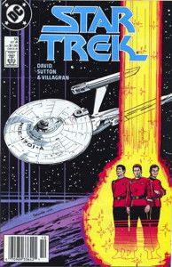 Star Trek #55 Newsstand (US)