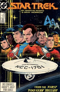 Star Trek #56 Direct